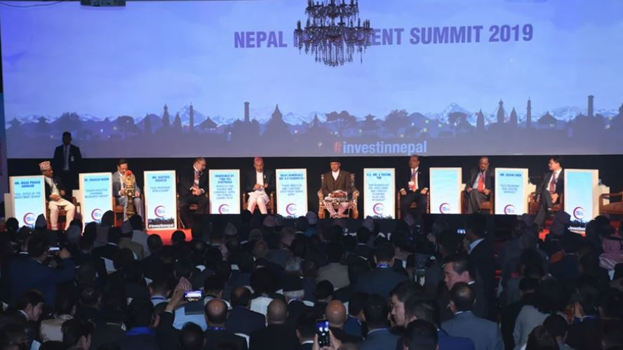 Investment Summit kicks off