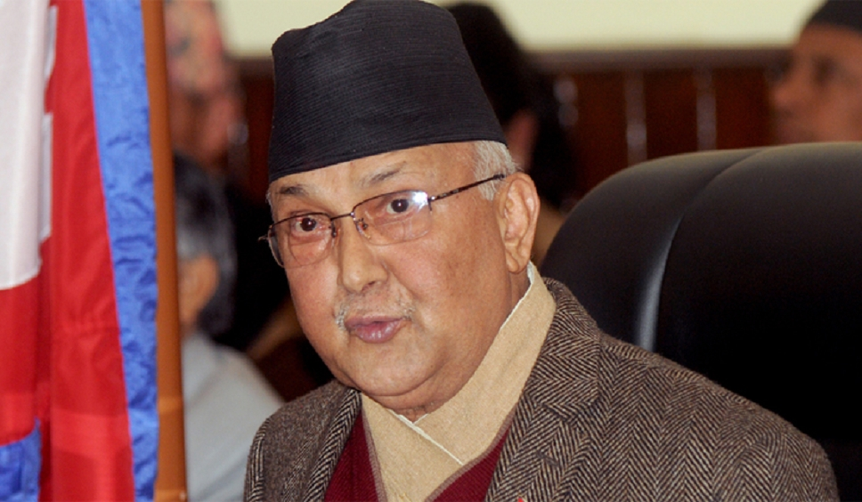 PM Oli starts to review performance of ministers