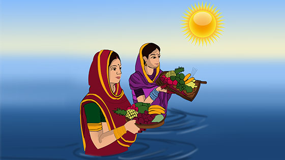 Chhath festival to begin on Sunday