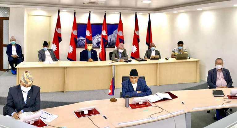 Lockdown will not end soon: PM Oli
